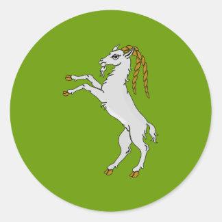 Billy caballete de cabra goat