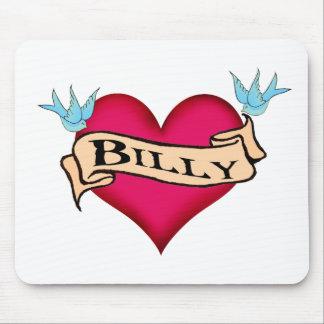 Billy - camisetas y regalos de encargo del tatuaje alfombrillas de ratones