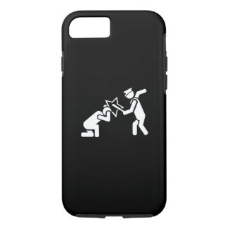 Billy Club Pictogram iPhone 7 Case