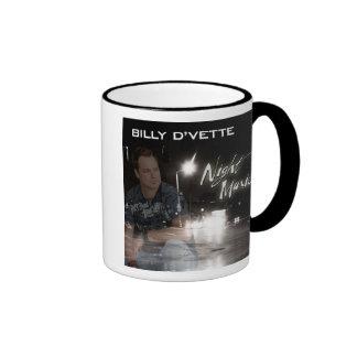 "Billy DVette ""Night Music"" Mug"