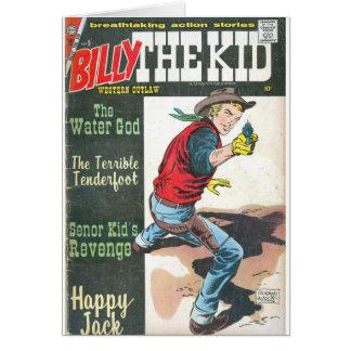 Billy el niño felicitaciones