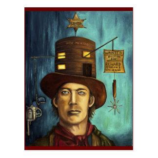 Billy el niño tarjeta postal
