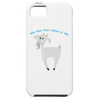 BILLY GOAT iPhone 5 CASES