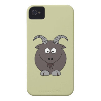 Billy Goat in Beige Case-Mate iPhone 4 Cases