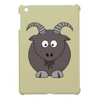 Billy Goat in Beige iPad Mini Cover