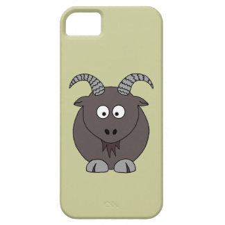 Billy Goat in Beige iPhone SE/5/5s Case
