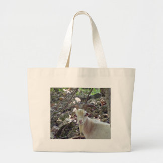 Billy Goat Large Tote Bag