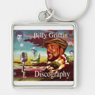 Billy Griffin DISCOGRAPHY Keychain