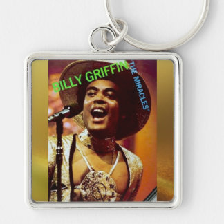 Billy Griffin Love Machine keychain