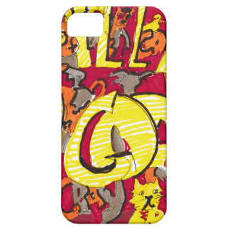 """""""Billy is a Goat"""" iPhone 5/5S Case"""