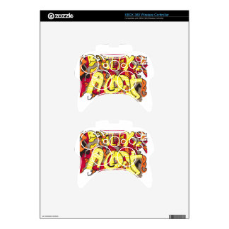 """""""Billy is a Goat"""" XBOX 360 Wireless Controller Xbox 360 Controller Skins"""