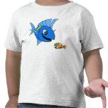 Billy Jackfish Toddlers T-Shirt LURI