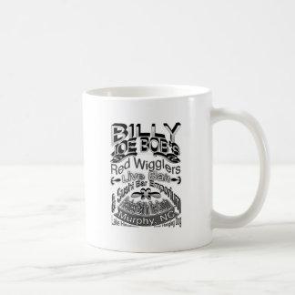 Billy Joe Bob's Emporium Classic White Coffee Mug