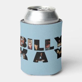 Billy Kay Photo Tour Logo Can Cooler
