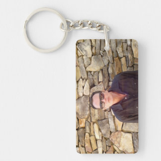 Billy Kay Stone Wall Acrylic Keychains