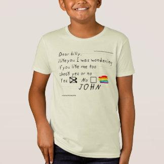 Billy Kids Organic T-Shirt