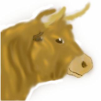 Billy la Bull Fotoescultura Vertical