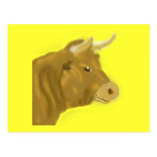 Billy la Bull Tarjetas Postales