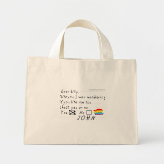 Billy Lunch Mini Tote Bag