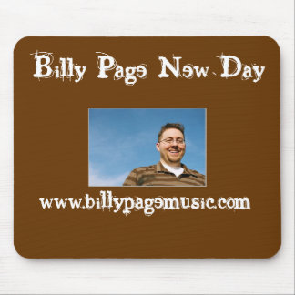 Billy Page Mousepad