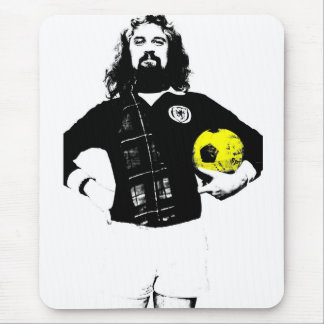 Billy Scotland Mouse Pad