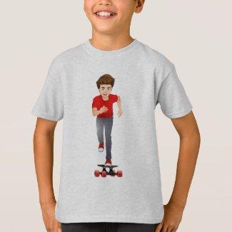 Billy Shredding T-Shirt