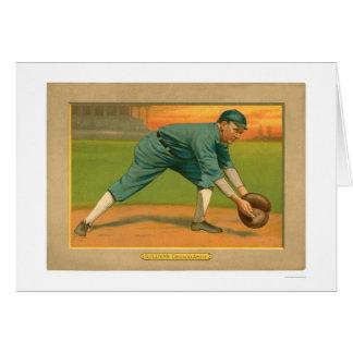 Billy Sullivan White Sox Baseball 1911 Card