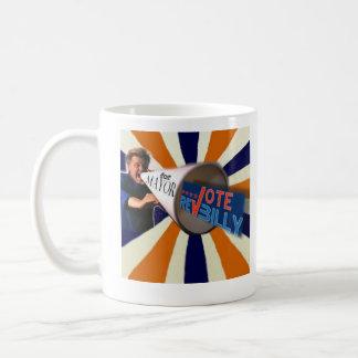 Billy Talen for NYC Mayor mug