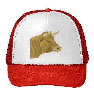 Billy the Bull Trucker Hats