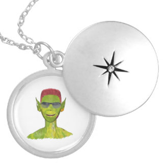 Billy the extraterrestrial-Billy the extraterrestr Custom Necklace