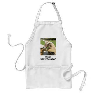 Billy the Goat Apron