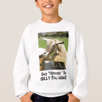 Billy the Goat Kid's T-Shirt