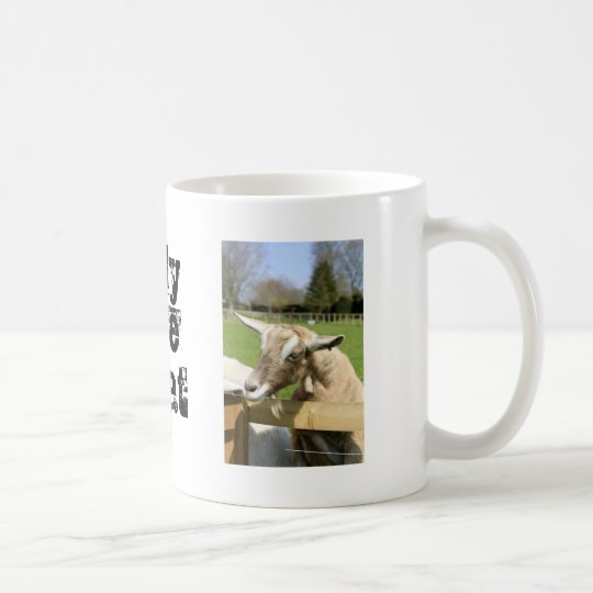 Billy the Goat Mug