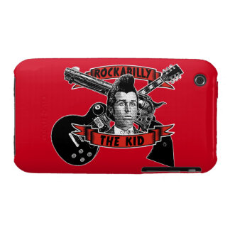 Billy the kid iPhone 3 case