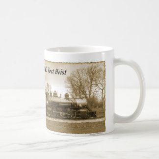 Billy the Kid Contemplates His First Heist Coffee Mug