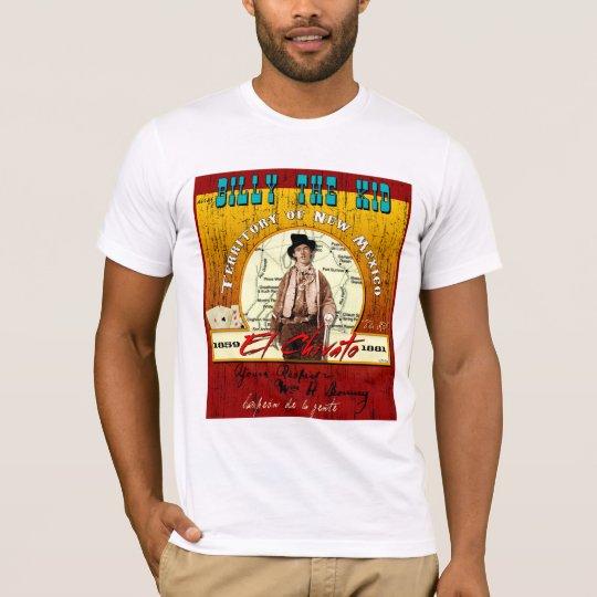 Billy the Kid - El Chivato T-Shirt