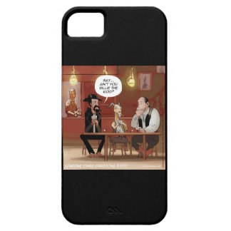 Billy The Kid? Funny Goat iPhone 5 Case