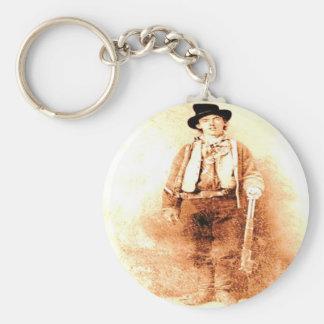 Billy the Kid Keychain