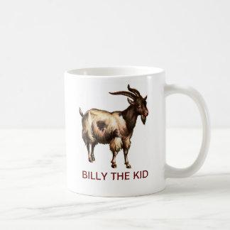 BILLY THE KID MUGS
