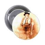 Billy the Kid Pinback Button