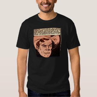 Billy the Kid travels alone Tshirt