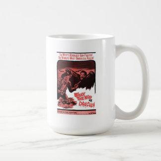 Billy the Kid Vs. Dracula Mug