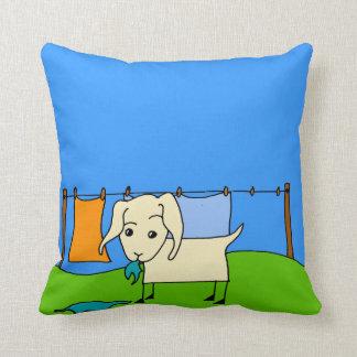Billy Throw Pillow