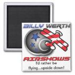 Billy Werth Airshows Iman De Frigorífico