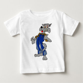 Billy Wolf Baby T-Shirt
