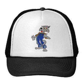 Billy Wolf Trucker Hat