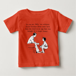 Billy's Easter Lesson Baby T-Shirt