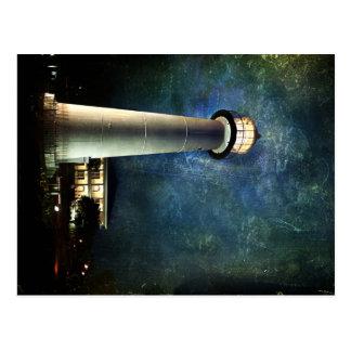 Biloxi Lighthouse & Visitors Center Postcard
