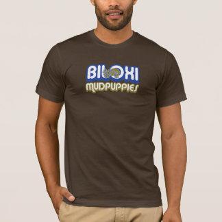 Biloxi Mudpuppies Dark T-shirt
