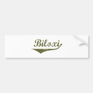 Biloxi Revolution tee shirts Car Bumper Sticker